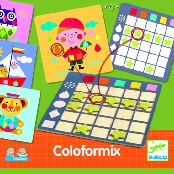 Djeco - Coloormix