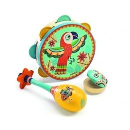 Djeco - Set Of Three Instruments