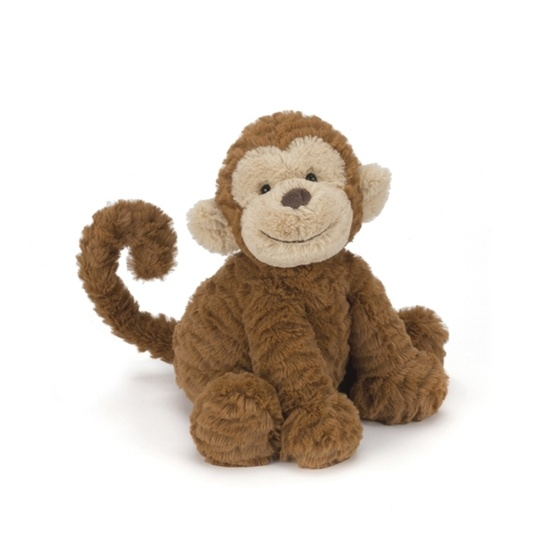 Jellycat - Fuddlewuddle Monkey