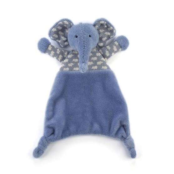 Jellycat - Indigo Elly Soother