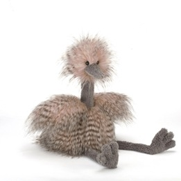 Jellycat - Odette Ostrich