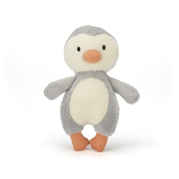 Jellycat - Piff Puff Penguin Rattle