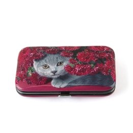 Catseye - Cat With Flowers Nail Care Set