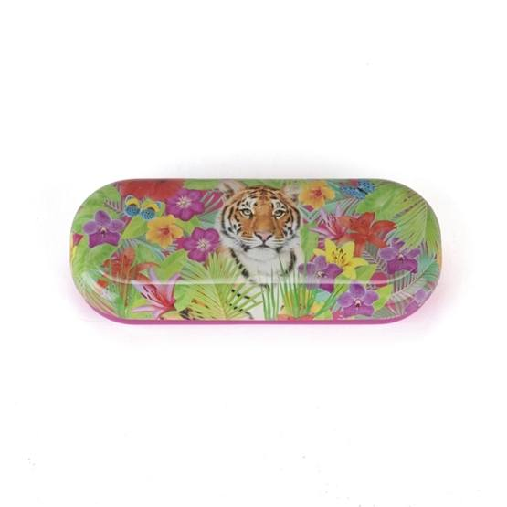 Catseye - Tiger Lily Glasses Case