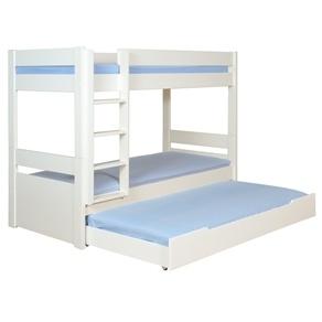 Sängar - Stompa - Uno Våningssäng Med Extrasäng (Delbar)