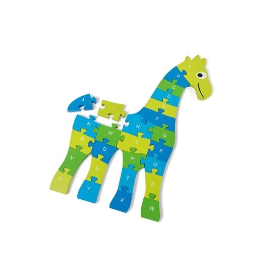 BuitenSpeel - Pussel - Giraf