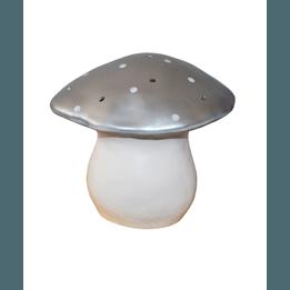 Leklyckan / Heico - Svamplampa Mellan - Silver