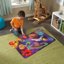 Kidkraft - Pussel - Floor Puzzle - Outer Space