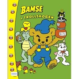 Egmont - Bamse I Trollskogen - Bok