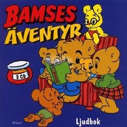 Egmont - Bamses Äventyr - CD