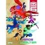 Egmont - Big Hero 6. Hiros Hjältar