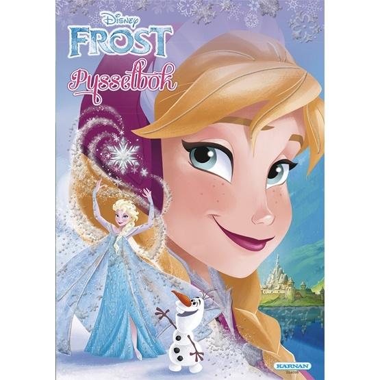 Egmont - Frost Pysselbok