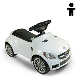 Gåbil - Mercedes Slk 55 Amg - Vit