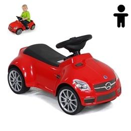Gåbil - Mercedes Slk 55 Amg - Röd