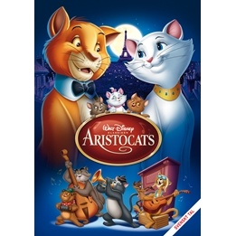 Disney - Aristocats - Specialutgåva - Disneyklassiker 20 - DVD