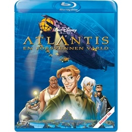 Disney - Atlantis - Disneyklassiker 40 - BluRay