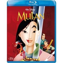 Disney - Mulan - Disneyklassiker 36 - BluRay