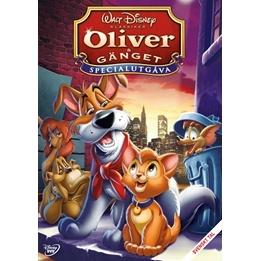 Disney - Oliver & Gänget - Disneyklassiker 27 - DVD