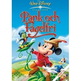 Disney - Pank Och Fågelfri - Disneyklassiker 9