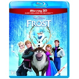 Disney - Frost - Disneyklassiker 52 - BluRay 3D