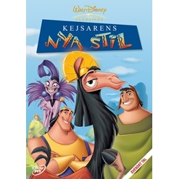 Disney - Kejsarens Nya Stil - Disneyklassiker 39 - DVD