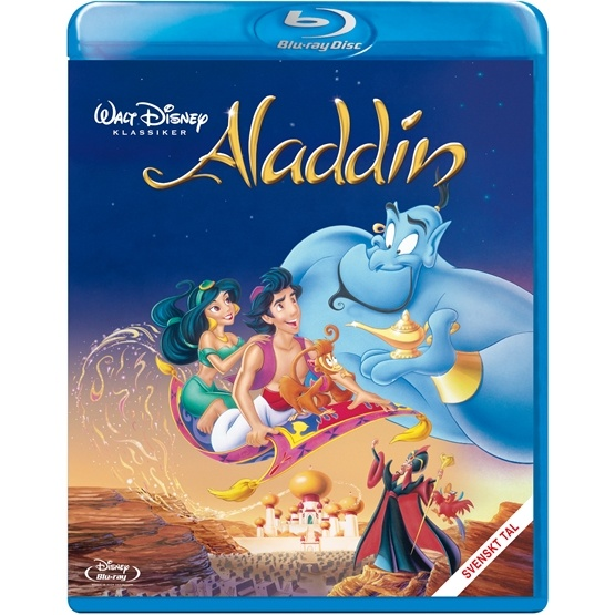 Disney - Aladdin - Disneyklassiker - 31 - BluRay