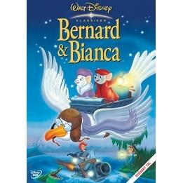 Disney - Bernard Och Bianca - Disneyklassiker 23 - DVD