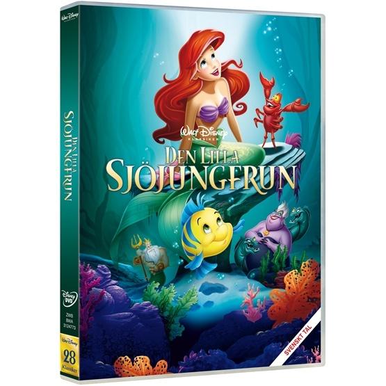 Disney - Den Lilla Sjöjungfrun - Disneyklassiker 28 - DVD