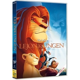Disney - Lejonkungen - Diamond Edition - Disneyklassiker 32 - DVD