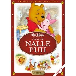 Disney - Filmen Om Nalle Puh - Disneyklassiker 22 - DVD