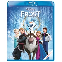 Disney - Frost - BluRay - Disneyklassiker 52 - BluRay