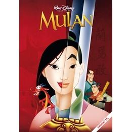 Disney - Mulan - Specialutgåva - Disneyklassiker 36 - DVD