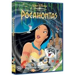 Disney - Pocahontas - Disneyklassiker 33 - DVD