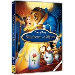 Disney - Skönheten Och Odjuret - Disneyklassiker 30 - DVD