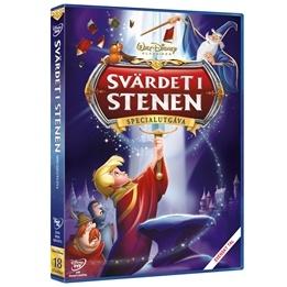 Disney - Svärdet I Stenen - Special Edition - Disneyklassiker 18 - DVD