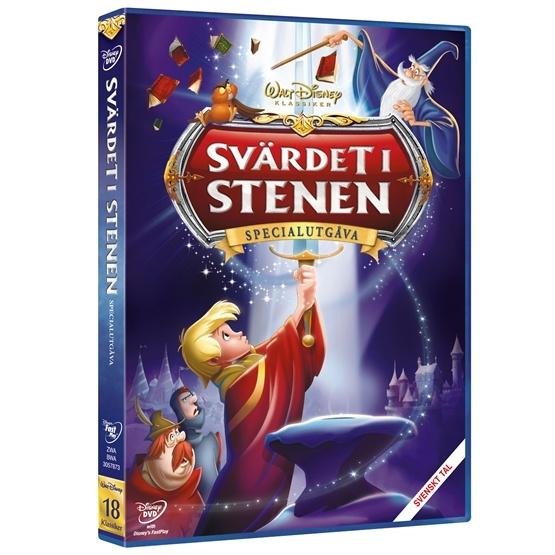 Disney - Svärdet I Stenen - Special Edition - Disneyklassiker 18