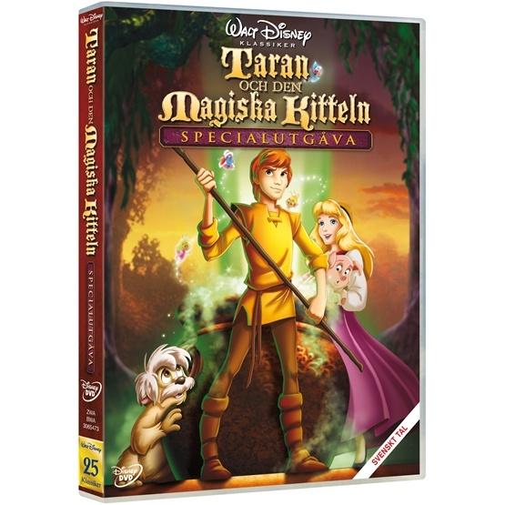 Disney - Taran Och Den Magiska Kitteln - Disneyklassiker 25