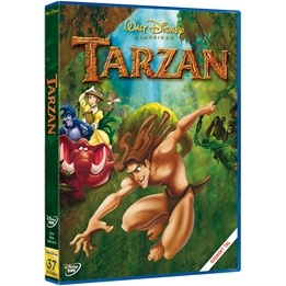 Disney - Tarzan - Disneyklassiker 37 - DVD