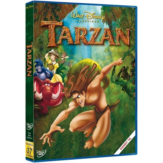 Disney - Tarzan - Disneyklassiker 37