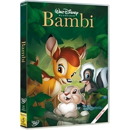 Disney - Bambi - Diamond Edition - Disneyklassiker 5 - DVD