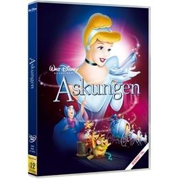 Disney - Askungen - Disneyklassiker 12 - DVD