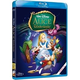 Disney - Alice I Underlandet - Disneyklassiker 13 - BluRay