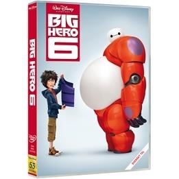 Disney - Big Hero 6 - Disneyklassiker 53 - DVD
