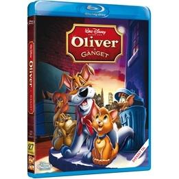 Disney - Oliver & Gänget - Disneyklassiker 27 - BluRay