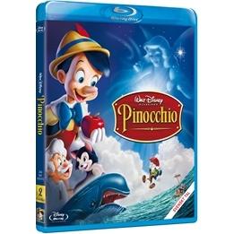 Disney - Pinocchio - Disneyklassiker 2 - BluRay