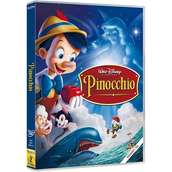 Disney - Pinocchio - Disneyklassiker 2 - DVD