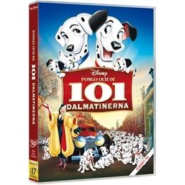 Disney - Pongo & De 101 Dalmatinerna - Disneyklassiker 17 - DVD
