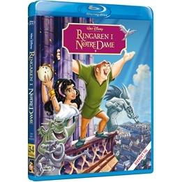Disney - Ringaren I Notre Dame - Disneyklassiker 34 - BluRay