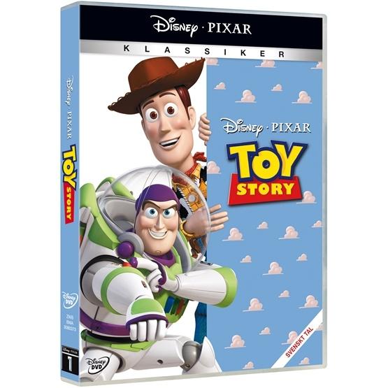 Disney - Toy Story - Pixar-Klassiker 1 - DVD
