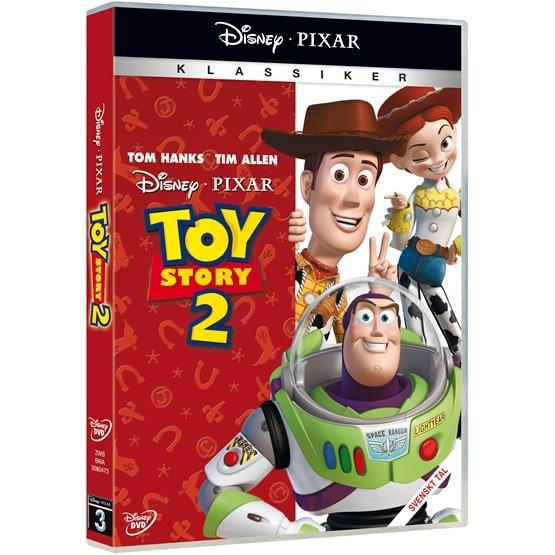 Disney - Toy Story 2 - Pixarklassiker 3 - DVD